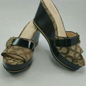 Coach Summer Sandals